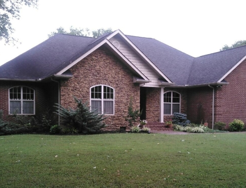 1 Story Traditional Brick/Stone Home